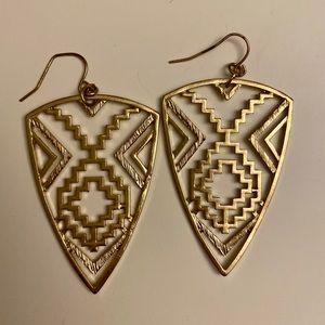 Aztec Dangle Earnings
